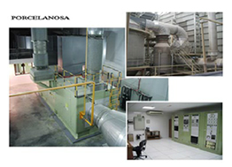 Cogeneration Porcelanosa