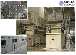 Cogeneration Arcilla Blanca (ampliation)
